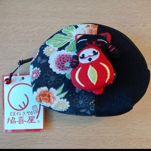 BNWT kitty coin purse from Japan